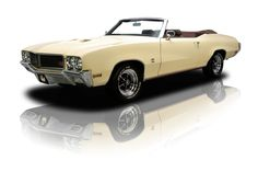 1970 Buick GS455 Convertible Maintenance/restoration of old/vintage vehicles: the material for new cogs/casters/gears/pads could be cast polyamide which I (Cast polyamide) can produce. My contact: tatjana.alic@windowslive.com