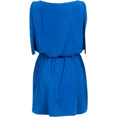 Won Hundred Dress Sof Blue ($72) ❤ liked on Polyvore
