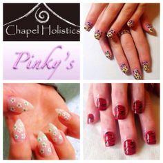 PINKYS at CHAPEL CALL 01614857186 to book :)