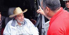 Fidel Castro riappare in prima pagina sui giornali cubani.