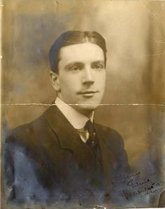 Jack Prideaux was a 23 year old steward on board the #Titanic, watching over the 3rd class passengers. His body was never recovered.