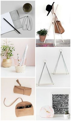 Simple and Modern DIYs to try - Homey Oh My