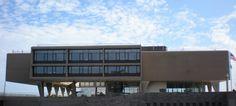 Eero Saarinen : War Memorial and Art Museum | Cruisin' Museums with Jonette Slabey