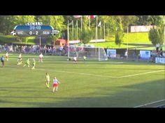Sounders Women 5 - 0 Victoria Highlanders