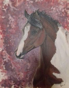Glimmer, I named her. Horse drawing from me Moose Art, My Arts, Horses, Drawings, Animals, Animales, Animaux, Sketches, Animal