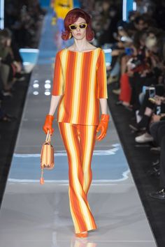 75 Best Moschino images   Couture, Fashion show, High fashion 74e41f88b85