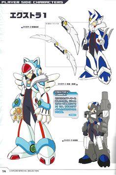 Megaman-Xover | Tumblr