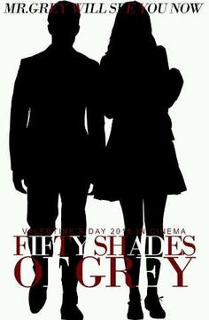 #FiftyShades poster