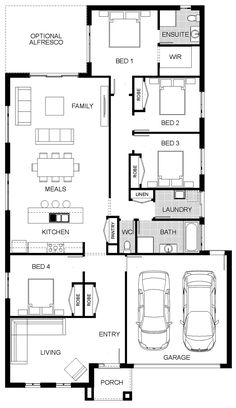 Floorplan jgking cora2a