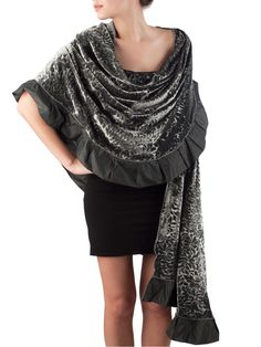 c6db00ea418 224 Best Shawls, Evening Wraps and Stoles images in 2017   Shawls ...