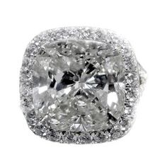 Antique Cushion Cut