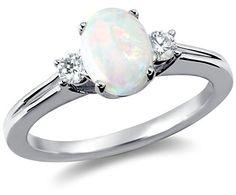 Opal my birthstone :)