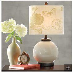 love this lamp! www.grandinroad.com  $69.00