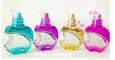 Günstige 18ml farbe apfel spray glasduftstoffflasche/leere glasflasche 10pcs/lot, Kaufe Qualität Nachfüllbare Flaschen direkt vom China-Lieferanten:    farbe gemischt Sie können jede farbe gemischt. wenn Sie Fragen haben. pls mailen mich. ich we