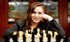 Judit Polgar, the chess prodigy who beat men at their own game