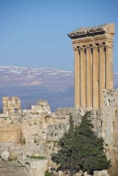 Baalbek, Lebanon: A Photo Journal from GoSeeWrite.com by @Michael Hodson