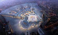 Redesigning Mecca | Co.Design | business + #design #islam #mekah