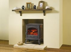 Dovre 280 Cast Iron Electric Stoves
