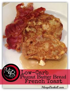 I just realized that Linda said she might try making the peanut butter bread today. I thought I would share my thoughts about making my french toast with it. Hope it helps and yours turns out as good or better than mine! It was DELICIOUS!!!