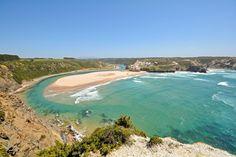 Praia de Odeceixe, Aljezur - Portugal, Algarve