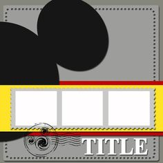 Template Challenge #136- 9/29/12-10/12/12 - MouseScrappers.com
