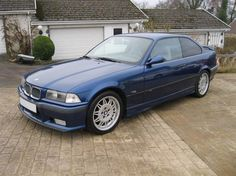 Classic BMW E36 3.0 M3 Coupe LHD S50 *Low KM Original Car* for sale - Classic & Sports Car (Ref Mid Glamorgan South Wales)