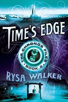 Secret Book Madness: Time's Edge by Rysa Walker [SBM Review]