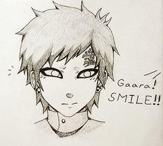 Gaara Smile! Part 1