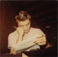May 20, 1956: Elvis was in Omaha, Nebraska.