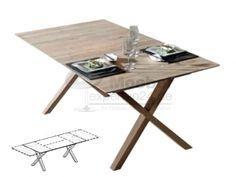 Voglauer V-Solid Esstisch DT ausziehbar Speisezimmertisch in zwei Breiten und…