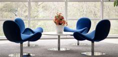 Avotoimiston muutos @asuntomessutblogit Egg Chair, Lounge, Spaces, Furniture, Design, Home Decor, Airport Lounge, Drawing Rooms, Decoration Home