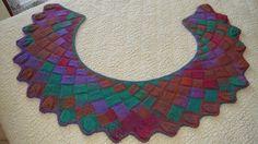 Ravelry: Entrelac Shawl pattern by Teresa Ruocco