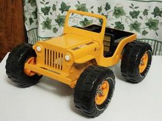 Vintage Tonka Dune Buggy Jeep