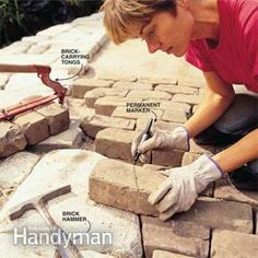 We'll tell you everything you need to know to build a beautiful, durable patio