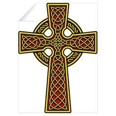 free celtic clip art celtic cross image vector clip art online rh pinterest com celtic cross border clipart celtic cross clip art free download