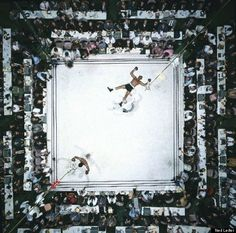 Neil Leifer, one of the greatest sports photographers of all time.