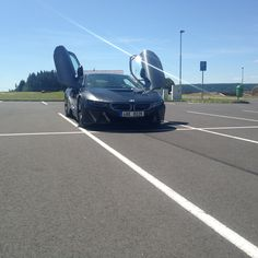 BMW i8 - love at first sight....