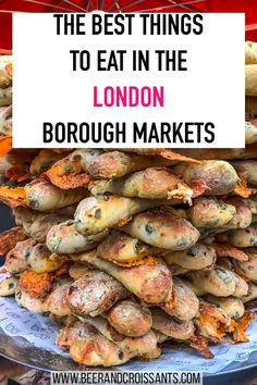London What To See, London Must See, Things To Do In London, London Tips, London Guide, Borough Market London, Travel English, Day Trips From London, London Free