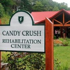 For alk you Candy Crush addicts....Candy Crush Rehab