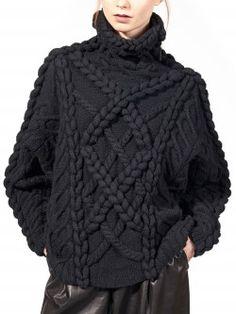 SPENCER VLADIMIR / CROPPED ARGYLE BRAID Disponible sur : http://www.bymarie.com/marques/spencer-vladimir.html #spencervladimir #vetement #clothes #pull #fashion #mode #paris #marseille #sainttropez #chic #bymariestore