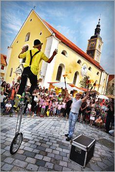 Spancirfest - Varazdin (Croatia)