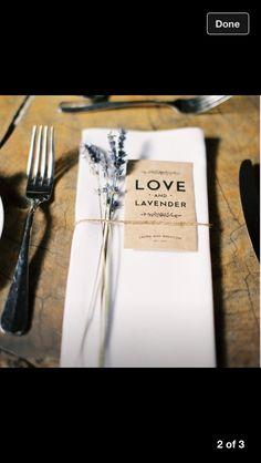 55 Ideas wedding favors lavender place settings for 2019 Wedding Favor Table, Wedding Favours, Wedding Napkins, Place Settings, Table Settings, Rustic Wedding, Our Wedding, Wedding Bells, Lace Wedding