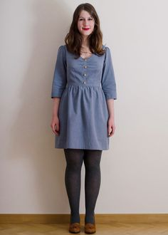 Robe Sureau. must make without sleeves.