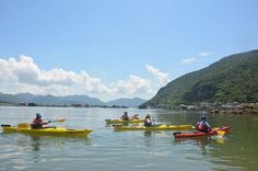 A Full Day Sea Kayak Tour At North Lamma Island Hong Kong This full day sea kayak trip around the northern coast of Lamma Island showcases the total contrasts that make Hong Kong unique. Your sea kayak journey begins in an ancient fishing village with traditional Chinese junks and sampans tied up alongside super yachts of the wealthy day visitors. Your paddle takes you up the East Lamma Channel with unspoiled Lamma Island on the left and the huge modern skyscrapers of Hong Kon...