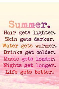 ☀ Summer ☀️
