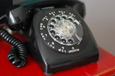 My Dad still uses this phone every day. He's totally more old school than anyone else will ever be.