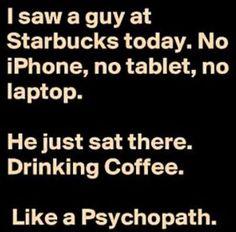 I saw a pyscho today Haha Grappig, Hilarisch, Grappige Dingen, Grappige Memes, Woorden, Sarcastische Humor, Helemaal Waar, Spreuken, Geweldige Citaten