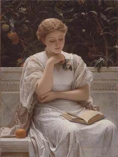 A Girl Reading.Charles Edward Perugini - Charles Edward Perugini - Wikipedia, the free encyclopedia