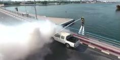 Blog de palma2mex : Bomberos voladores, apagan fuego con Jetpacks
