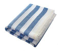 Alfons Striped Beach Towel